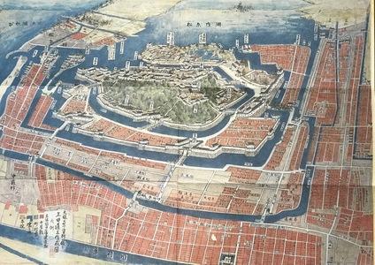 天保7年の彦根城